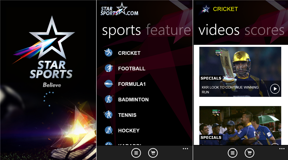 Top 5 Sports Apps For Android