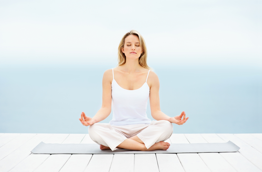 Meditation Is Good For Health