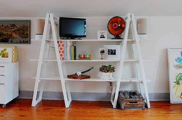 Ideas For Recycling Your Old Ladder