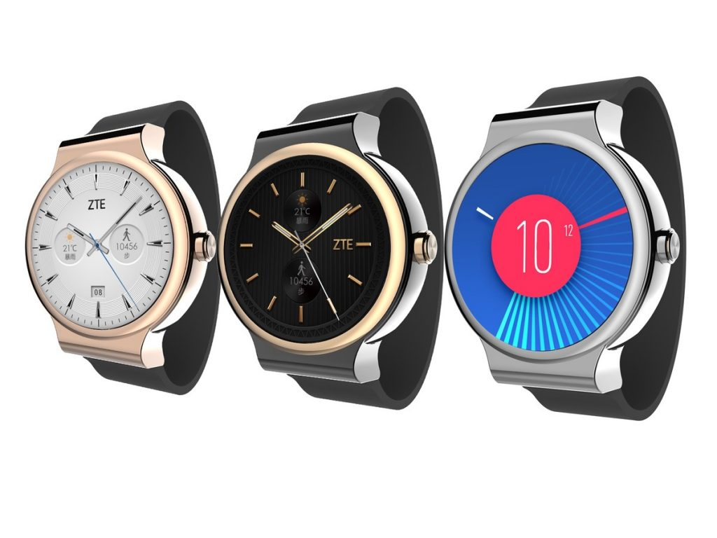 All About The ZTE Axon Watch
