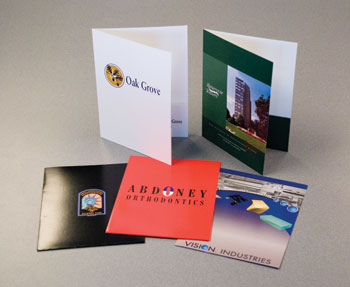 Superior Quality Custom Presentation Folder Services