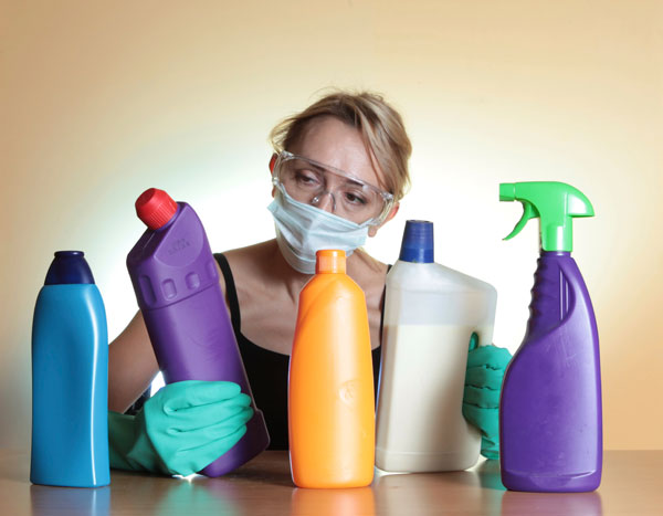 Beware, These Cleaners Should Not Be Mixed Together