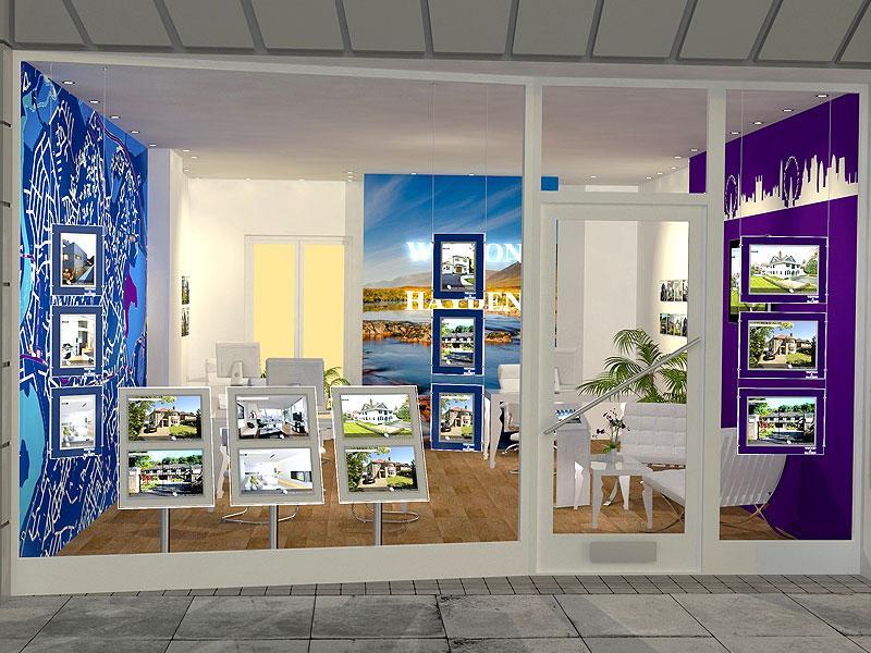Remember Marketing Strategies When Using Estate Agent Window Displays