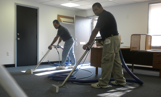 The Benefits Of Commercial Office Cleaning Services