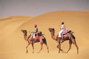 Take A Dig Into The Rajputana Splendor In The City Of Jaisalmer