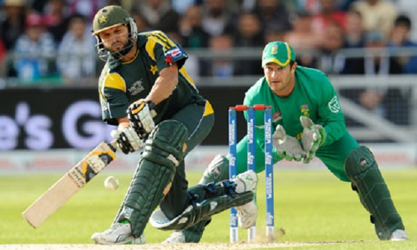 Shahid Afridi Desires Cricket With India, At Any Time, Any Location