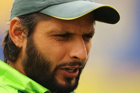 Shahid Afridi Remains One Of The World's Most Hazardous and Enjoyable Gamers