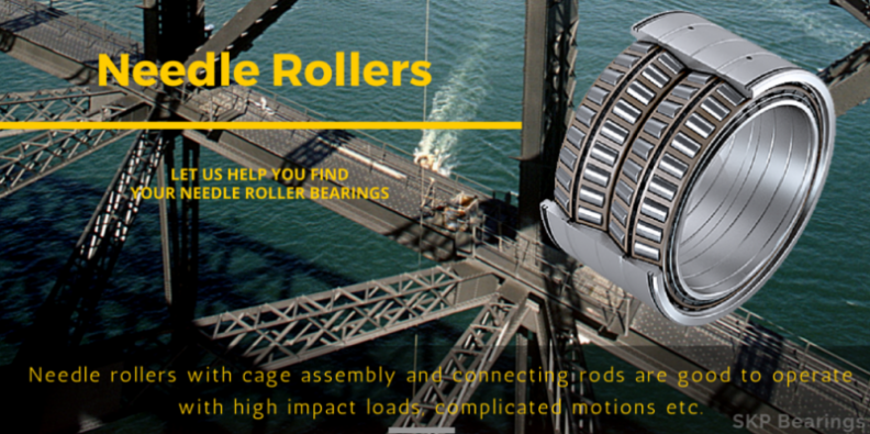 Needle Rollers Bearing – Classification and Their Characteristics