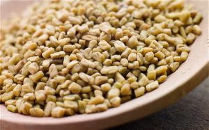 Fenugreek and The Indian Kitchen