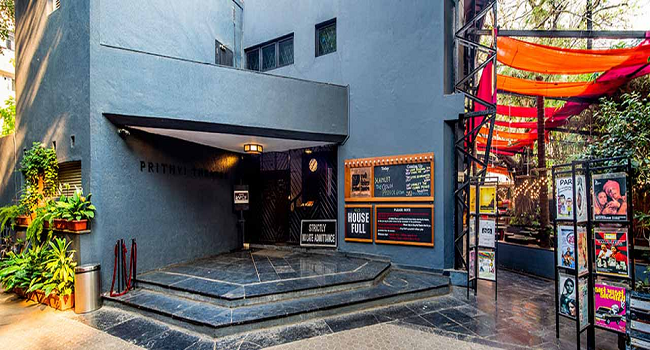 Prithvi Theatre – Showcasing Interesting Plays