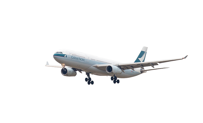 Cathay Pacific Inducts Its First Airbus A350 Into Its Fleet