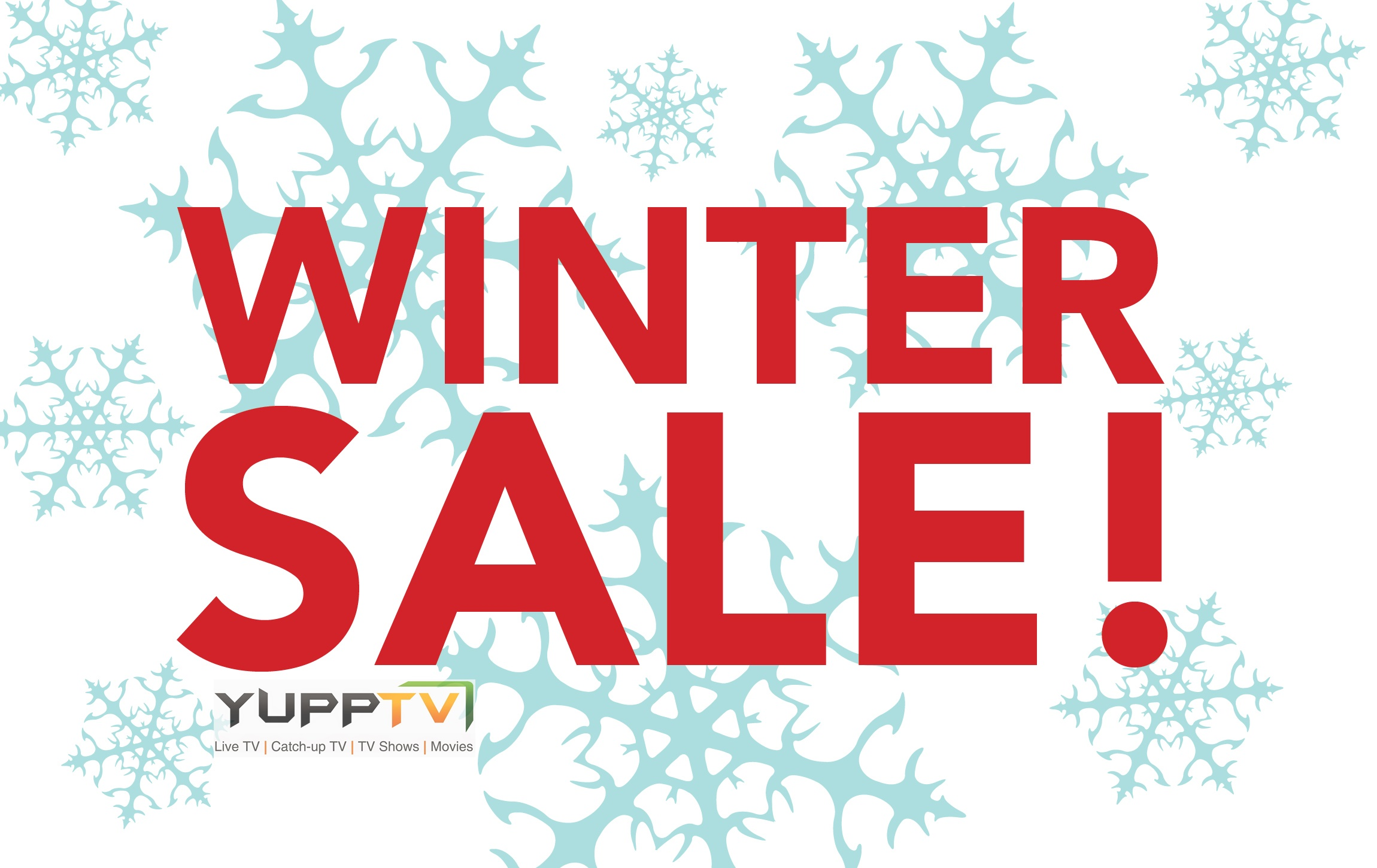 YuppTV Winter Sale Offer In Australia