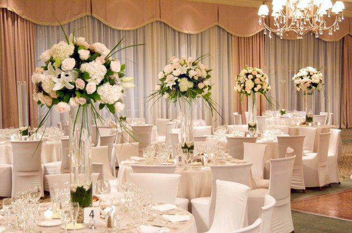 Arranging Flower Decorations For Exceptional Events