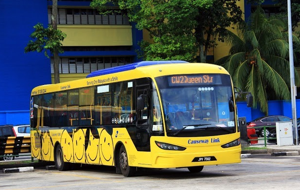 Enjoy Your Most Favorite Travel Of Johor Bahru Through Bus