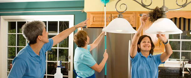 The Best Cleaning Services Are Available Here