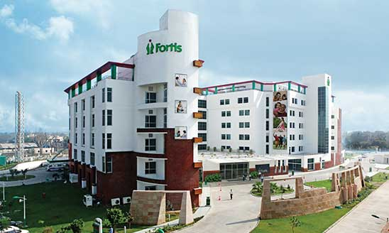 ALL ABOUT FORTIS HOSPITAL, DELHI