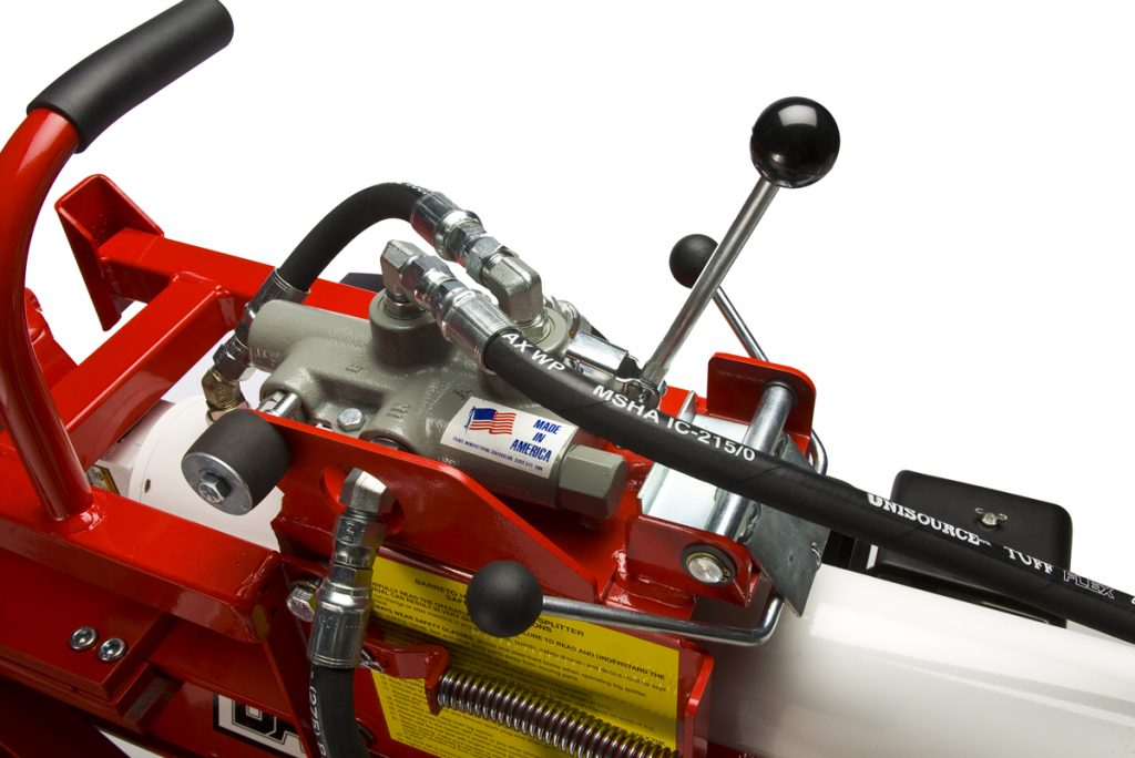Know About The Various Models Of Log Splitter