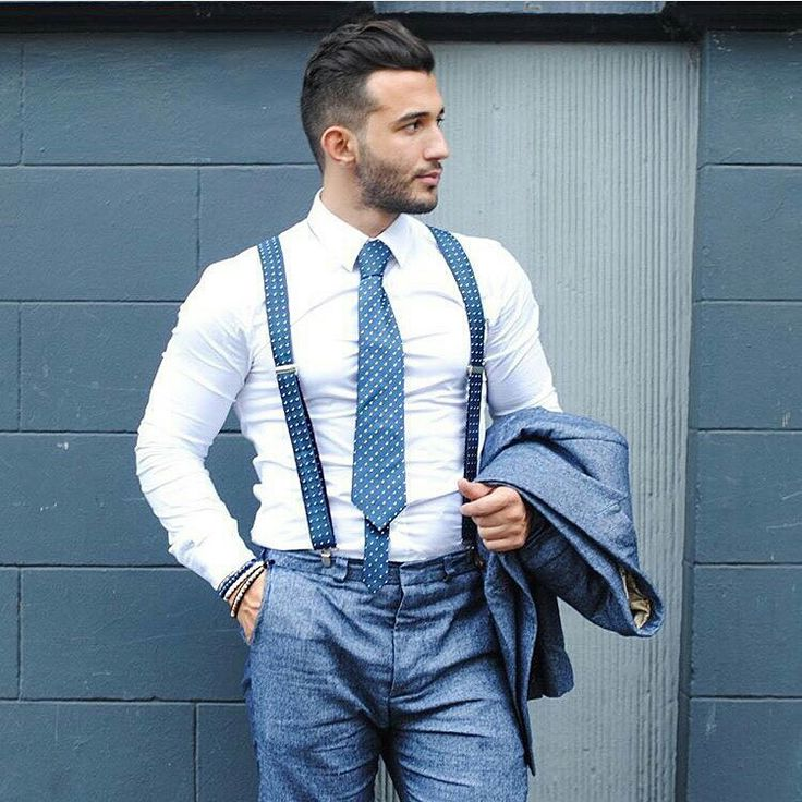 Look For The Stylish Suspenders Available Online