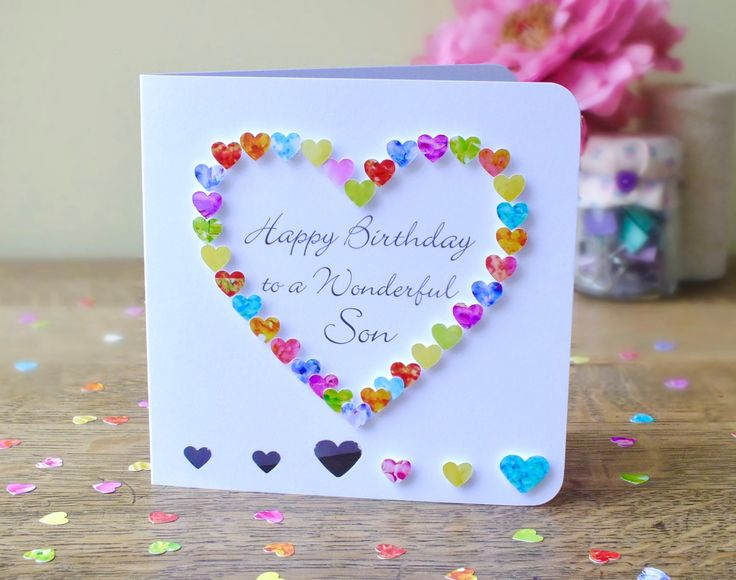 A Gorgeous Birthday Card Can Turn Heads!