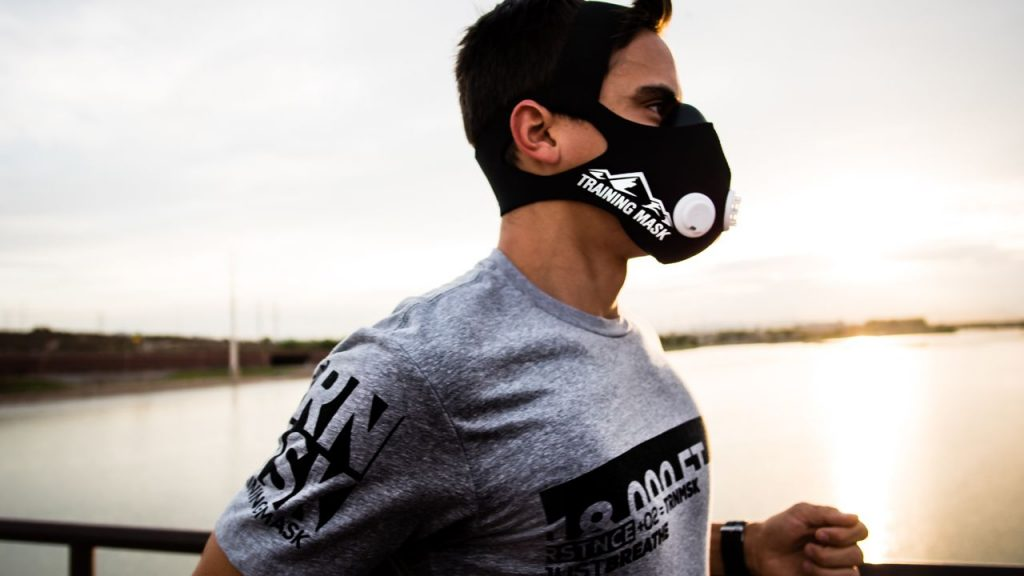 How Intensive-Workout Can Be Supported By Training Mask 2.0?
