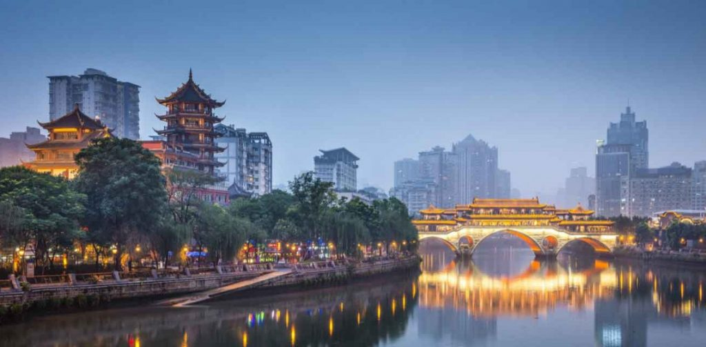 Chengdu Leads In Luxury Among China's 'Tier 1.5' Cities