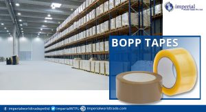 BOPP Tapes Exporters