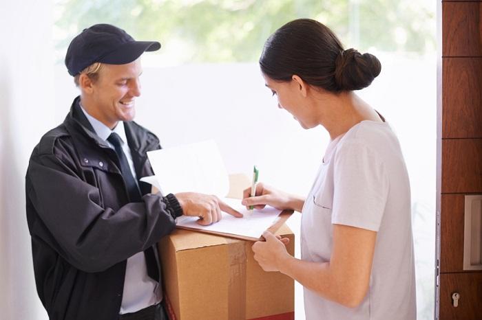 Modern Parcel-Delivery Services