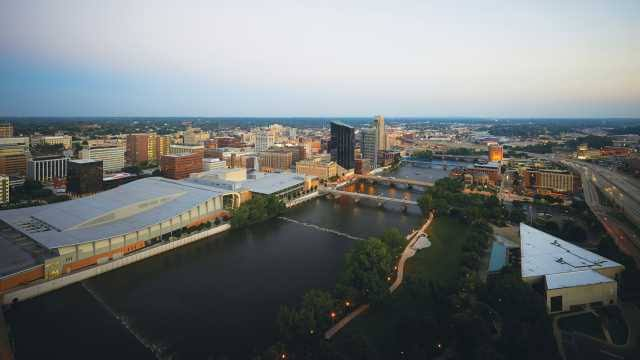 Vacation in Grand Rapids