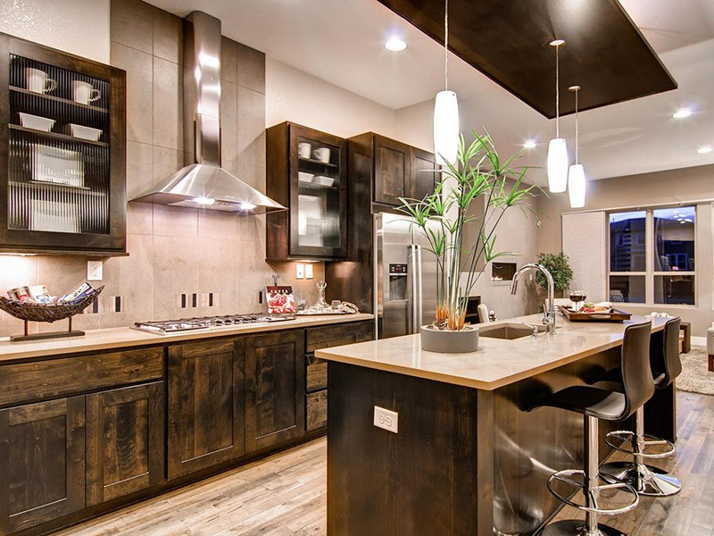 modern kitchen remodeling