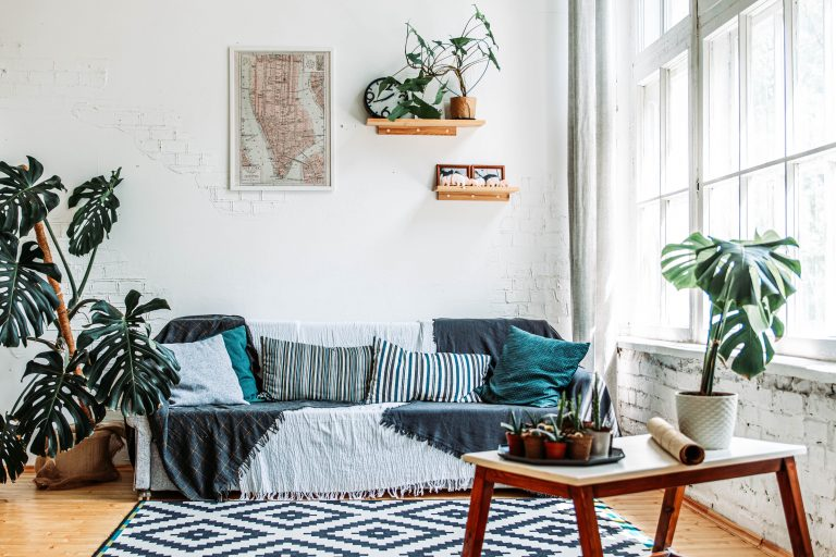 5 Ways To Start Decorating A Room from Scratch