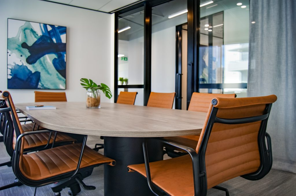 How To Design A Conference Room For The Modern Office