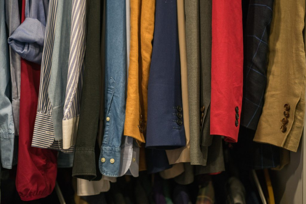 How To Clear Out Your Wardrobe Sustainably